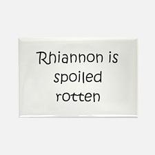 Unique Rhiannon Rectangle Magnet