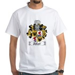 Valenti Family Crest White T-Shirt