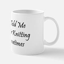 Boyfriend Or Knitting Mug