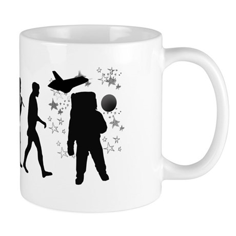 Astronauts Space Travel Mug