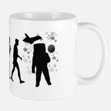 Astronauts Space Travel Mug