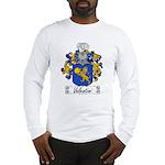 Valentini Family Crest Long Sleeve T-Shirt