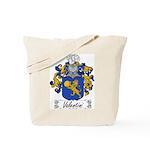 Valentini Family Crest Tote Bag