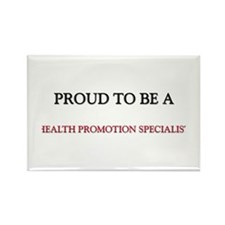 Proud to be a Health Promotion Specialist Rectangl