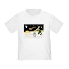 Night Flight/Coton #1 Toddler T-Shirt
