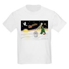 Night Flight/Coton #1 Kids Light T-Shirt