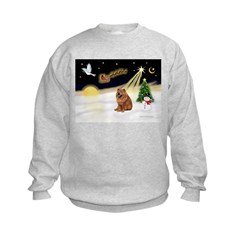 Night Flight/Chow #2 Sweatshirt