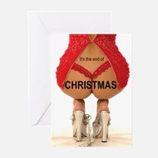 """""""Belated Christmas Wishes"""" Cards (Pk of"""