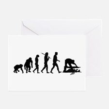 Archaeologist Greeting Cards (Pk of 20)
