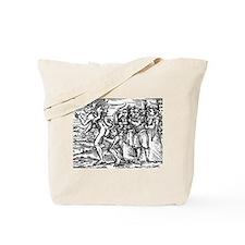 Osculum Infame Tote Bag