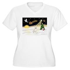 Night Flight/Bull Ter #4 T-Shirt