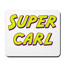 Super carl Mousepad