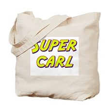 Super carl Tote Bag