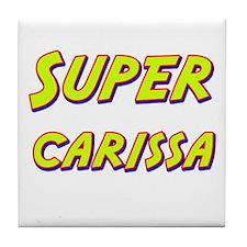 Super carissa Tile Coaster