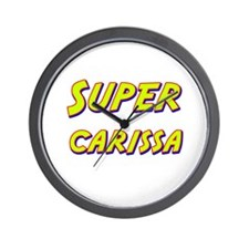 Super carissa Wall Clock