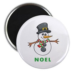 Noel Snowman 2.25