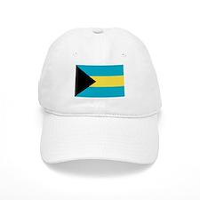 Bahamas Flag Baseball Baseball Cap