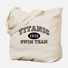Titanic Swim Team Tote Bag