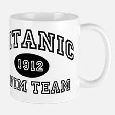 Titanic Swim Team Mug