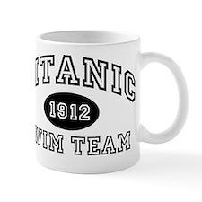Titanic Swim Team Mug
