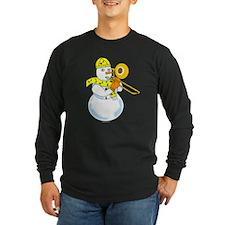 Snowman Trombone T