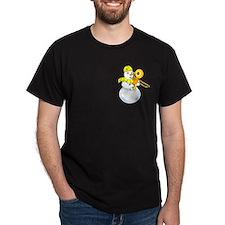 Snowman Trombone T-Shirt