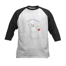 warm-hearted snowman Tee