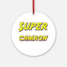 Super camron Ornament (Round)