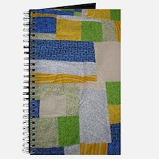 Jacob's Crazy Quilt Journal