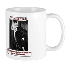 Political Humor (Wife) Mug