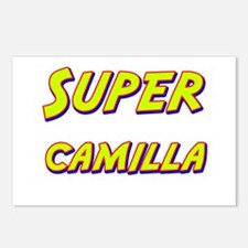 Super camilla Postcards (Package of 8)