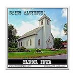 St. Aloysius Tile Coaster