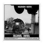 Eldon Railroad Tile Coaster