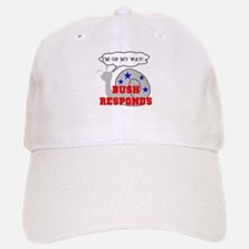 Bush Responds-Snail's Pace Baseball Baseball Cap