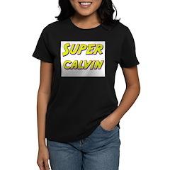 Super calvin Women's Dark T-Shirt
