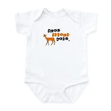 Bros B4 Does Infant Bodysuit