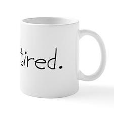 Le Tired Mug