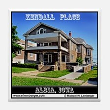 Kendall Place Tile Coaster