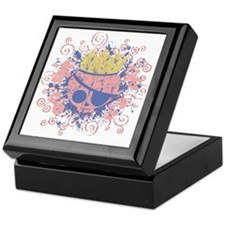 Molly Queen Keepsake Box