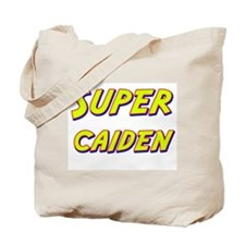 Super caiden Tote Bag