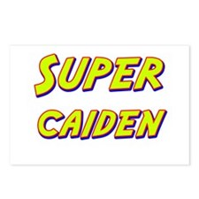 Super caiden Postcards (Package of 8)