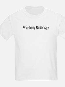 Wandering Battlemage T-Shirt