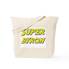 Super byron Tote Bag