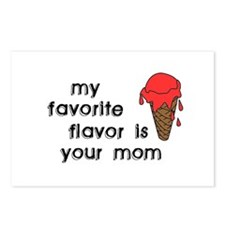 Your Mom Postcards (Package of 8)