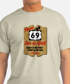Route 69 Bar & Grill Men's T-Shirt