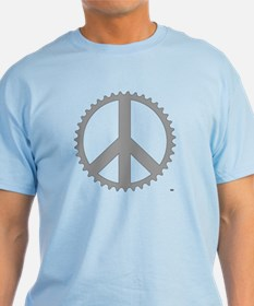 Peace ChainRing T-Shirt rhp3