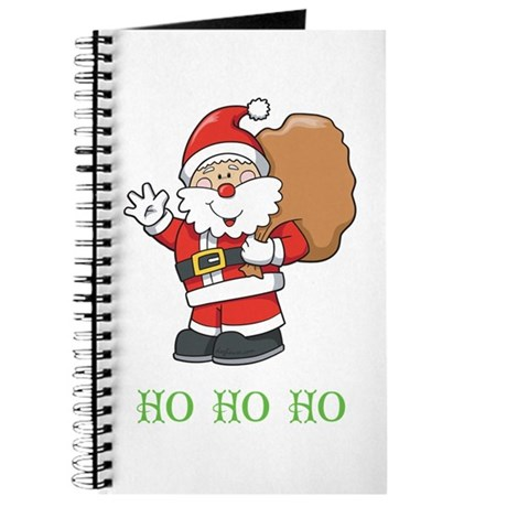 Santa Ho Ho Ho Journal