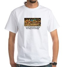 Steps of Knowledge Shirt