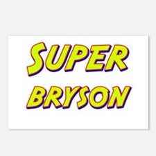 Super bryson Postcards (Package of 8)