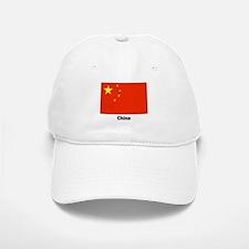 China Chinese Flag Baseball Baseball Cap